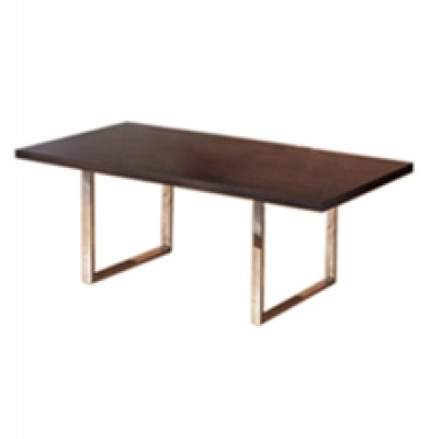 Contemporary Dining Table, Italy Funriture Rental Milan