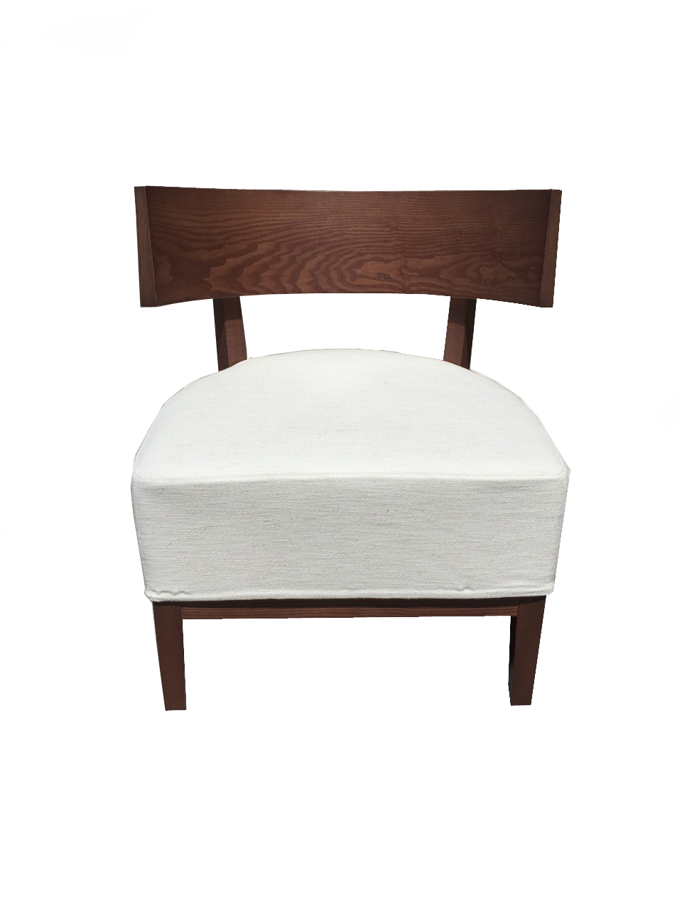 White Gaya Easy Chair